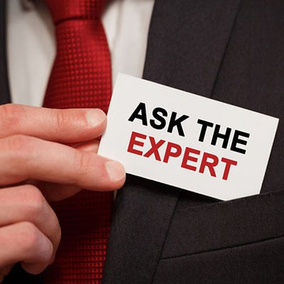 Having Experts On Your Company's Side Makes a Big Difference