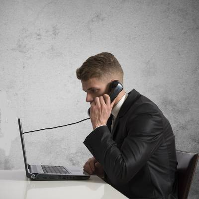 Landlines Shouldn't Make You Call Out For Help – Get VoIP!