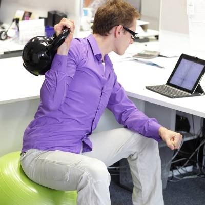 Tip of the Week: How to Get Some Exercise in the Office