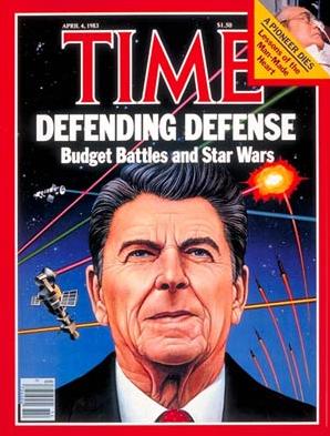 reagan star wars