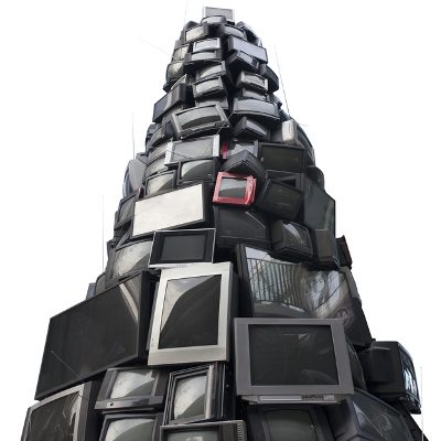 Why You Shouldn't Chuck Your E-Waste In the Garbage
