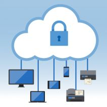 Can a Virtual Infrastructure Be Enough to Guarantee Data Security?