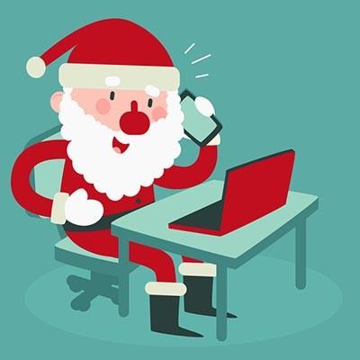 A Letter Back from Santa's Elves